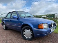 USED 1990 G FORD ESCORT 1.3 ECLIPSE 5d 62 BHP ***GOOD HONEST EXAMPLE***