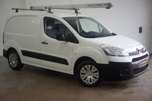 2013 13 CITROEN BERLINGO 1.6 625 LX L1 HDI RHINO ROOF RACK AND RHINO PIPE SOLD TO BRAD FROM DONCASTER