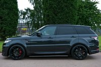 USED 2015 15 LAND ROVER RANGE ROVER SPORT 3.0 SD V6 Autobiography Dynamic 4X4 (s/s) 5dr NAV+PAN ROOF+CAM.+RS LUMMA KIT