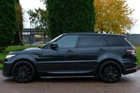 USED 2015 15 LAND ROVER RANGE ROVER SPORT 3.0 SD V6 Autobiography Dynamic 4X4 (s/s) 5dr NAV+CAMERA+OPEN PAN ROOF