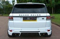 USED 2016 16 LAND ROVER RANGE ROVER SPORT 3.0 SD V6 HSE 4X4 (s/s) 5dr NAV+PAN ROOF+CAM.+RS LUMMA KIT