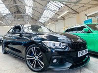 USED 2015 65 BMW 4 SERIES 3.0 435d M Sport xDrive 2dr PERFORMANCEPACK+£5000OFOPTIONS