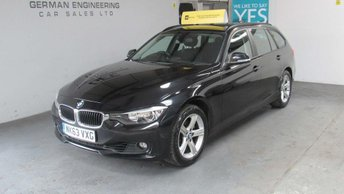 2013 BMW 3 SERIES 3.0 330d BluePerformance SE Touring Sport Auto (s/s) 5dr £12000.00