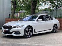 USED 2017 17 BMW 7 SERIES 3.0 740Ld Auto xDrive (s/s) 4dr 0% APR AVAILABLE IN AUGUST!!