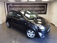 USED 2009 09 RENAULT TWINGO 1.1 DYNAMIQUE 16V 3d + 2 FORMER LADY KEEPERS+ HISTORY