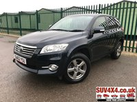 USED 2012 62 TOYOTA RAV4 2.2 XT-R D-4D 5d 150 BHP ALLOYS PRIVACY LEATHER CRUISE A/C FSH 4WD. STUNNING BLACK MET WITH BLACK PART LEATHER TRIM. ELECTRIC HEATED SEATS. CRUISE CONTROL. 17 INCH ALLOYS. COLOUR CODED TRIMS. PRIVACY GLASS. REVERSING CAMERA. BLUETOOTH PREP. CLIMATE CONTROL INCLUDING AIR CON. TRIP COMPUTER. R/CD PLAYER. MFSW. TOWBAR. MOT 07/20. SERVICE HISTORY. SUV & 4X4 CAR CENTRE LS23 7FR. TEL 01937 849492 OPTION 2