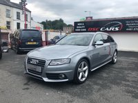 USED 2010 S AUDI A4 2.0L AVANT TDI S LINE SPECIAL EDITION 5d 141 BHP