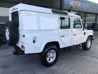 USED 2013 13 LAND ROVER DEFENDER 110 COUNTY UTILITY WAGON 2.2 TD 170 BHP  1 OWNER, FULL S/HISTORY