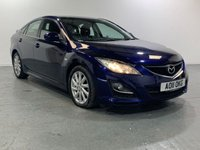 USED 2011 11 MAZDA 6 2.2 D TS2 5d 163 BHP TOP SPEC VEHICLE WITH MANY EXTRAS