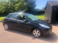 USED 2009 09 PEUGEOT 207 1.4 VERVE 5d 73 BHP Beautiful condition inside and out. Drives  extremely well. FSH  2 Keys
