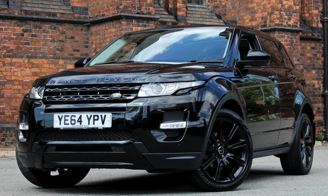2014 64 LAND ROVER RANGE ROVER EVOQUE 2.2 SD4 DYNAMIC 5d 190 BHP [ BLACK PACK ]