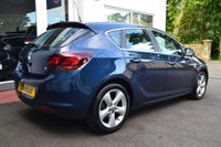 USED 2011 11 VAUXHALL ASTRA 1.6 SRI 5d AUTO 113 BHP VERY LOW MILEAGE ASTRA AUTOMATIC