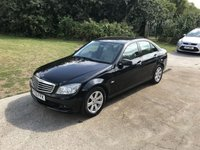 USED 2010 60 MERCEDES-BENZ C CLASS 2.1 C200 CDI BLUEEFFICIENCY SE 4d 136 BHP LOVELY CAR WITH GREAT COLOR COMBINATION