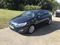 USED 2011 61 VAUXHALL ASTRA 2.0 SE CDTI S/S 5d 163 BHP TWO OWNERS + FULL SERVICE HISTORY