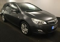 USED 2011 11 VAUXHALL ASTRA 1.7 EXCLUSIV CDTI ECOFLEX 5d 108 BHP ONE OWNER WITH FULL SERVICE HISTORY