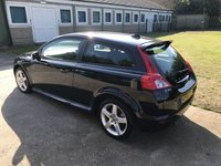 USED 2008 08 VOLVO C30 1.6 SPORT 3d 100 BHP ONE OWNER WITH FULL SERVICE HISTORY