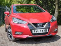 USED 2017 67 NISSAN MICRA 0.9 IG-T ACENTA 5d 89 BHP