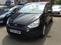 USED 2011 61 FORD S-MAX 2.0 ZETEC TDCI 5d 138 BHP FULL SERVICE HISTORY + 7 SEATER