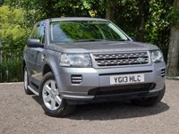 USED 2013 13 LAND ROVER FREELANDER 2.2 TD4 GS 5d AUTO 150 BHP