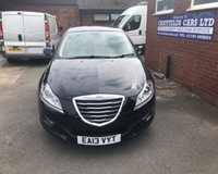 USED 2013 13 CHRYSLER DELTA 1.6 M-JET SE 5d 118 BHP DIESEL, CLIMATE CONTROL, BLUETOOTH, 60.1 MPG COMBINED