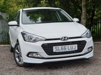 2016 HYUNDAI I20 1.0 T-GDI TURBO EDITION 5d 99 BHP £8500.00
