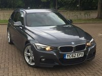 2012 BMW 3 SERIES 3.0 330D M SPORT TOURING 5d AUTO 255 BHP £10995.00