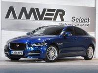 USED 2016 66 JAGUAR XE 2.0 R-SPORT 4d AUTO 161 BHP
