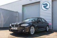 2015 BMW 5 SERIES 2.0 520D M SPORT 4d AUTO 188 BHP