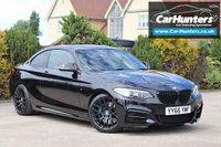 USED 2016 66 BMW M2 3.0 M240I 2d AUTO 335 BHP
