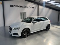 USED 2018 18 AUDI A3 2.0 TFSI S LINE 5d 188 BHP Only 4k Miles! 1 Owner!