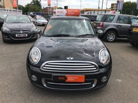 USED 2010 60 MINI HATCH COOPER 1.6L COOPER 3d 122 BHP