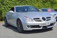 2008 MERCEDES-BENZ SLK 3.0 SLK280 2d AUTO 232 BHP £8991.00