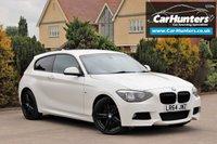 USED 2014 64 BMW 1 SERIES 2.0 116D M SPORT 3d AUTO 114 BHP
