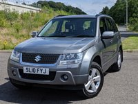 USED 2010 10 SUZUKI GRAND VITARA 2.4 SZ4 5d 166 BHP 4 WHEEL DRIVE!!
