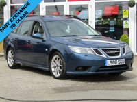 USED 2008 08 SAAB 9-3 1.9 DTH VECTOR SPORT 5d 150 BHP PART EXCHANGE TO CLEAR  MOT due 13/6/2020. PLEASE NOTE WE DO NOT ACCEPT FINANCE APPLICATIONS OR CREDIT CARDS