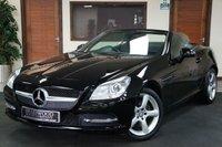 2013 MERCEDES-BENZ SLK 2.1 SLK250 CDI BLUEEFFICIENCY 2d AUTO 204 BHP £11975.00
