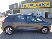 USED 2014 64 CITROEN C4 PICASSO 1.6 HDI VTR PLUS 5d 91 BHP