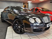 USED 2007 57 BENTLEY CONTINENTAL 6.0 GT 2d AUTO 550 BHP