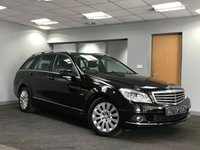 USED 2010 MERCEDES-BENZ C CLASS 2.1 C220 CDI BLUEEFFICIENCY ELEGANCE 5d 170 BHP