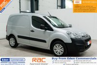USED 2016 16 CITROEN BERLINGO 1.6 625 ENTERPRISE * SILVER + AIR CON PLUS TOUCH SCREEN *
