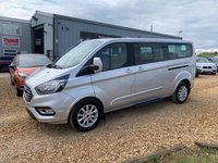 2018 FORD TOURNEO CUSTOM 2.0 310 TITANIUM 4d 129 BHP £20790.00