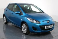 USED 2014 14 MAZDA 2 1.5 TAMURA ACTIVEMATIC 5d 101 BHP Motability then ONE OWNER From New