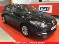 USED 2015 15 RENAULT MEGANE 1.5 EXPRESSION PLUS ENERGY DCI S/S 5d 110 BHP