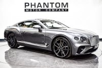 USED 2018 08 BENTLEY CONTINENTAL 0.0 GT 2d AUTO 627 BHP