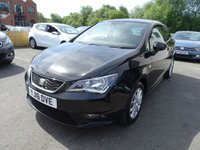 USED 2016 16 SEAT IBIZA 1.2 TSI SE TECHNOLOGY 3d 89 BHP