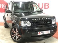 2011 LAND ROVER DISCOVERY 4 SDV6 LANDMARK Limited Edition AUTO 7 Seater  £15490.00