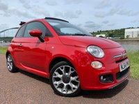 2014 FIAT 500 1.2 C S 3d 69 BHP £6995.00