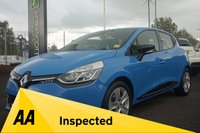 USED 2014 14 RENAULT CLIO 0.9 DYNAMIQUE MEDIANAV ENERGY TCE S/S 5d 90 BHP