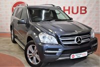 USED 2011 11 MERCEDES-BENZ GL CLASS GL350 CDI BLUEEFFICIENCY AUTO 7 SEATER 4X4 265 BHP