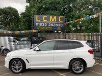 2018 BMW X3 2.0 XDRIVE20I M SPORT 5d AUTO  £32000.00